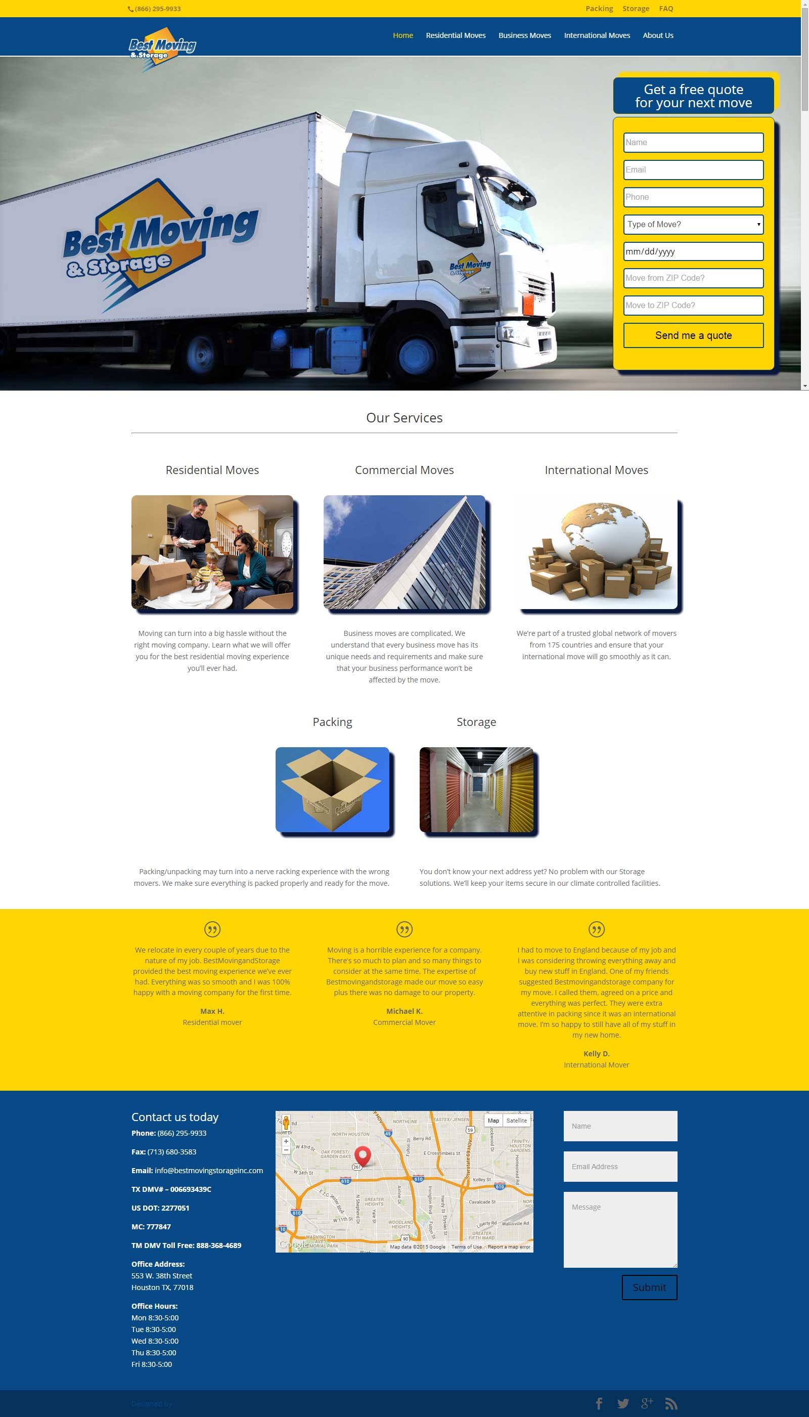 bestmns homepage