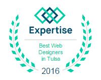 Best Web Designers in Tulsa Award