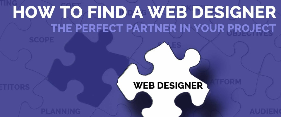 How to Find a Great Web Designer?