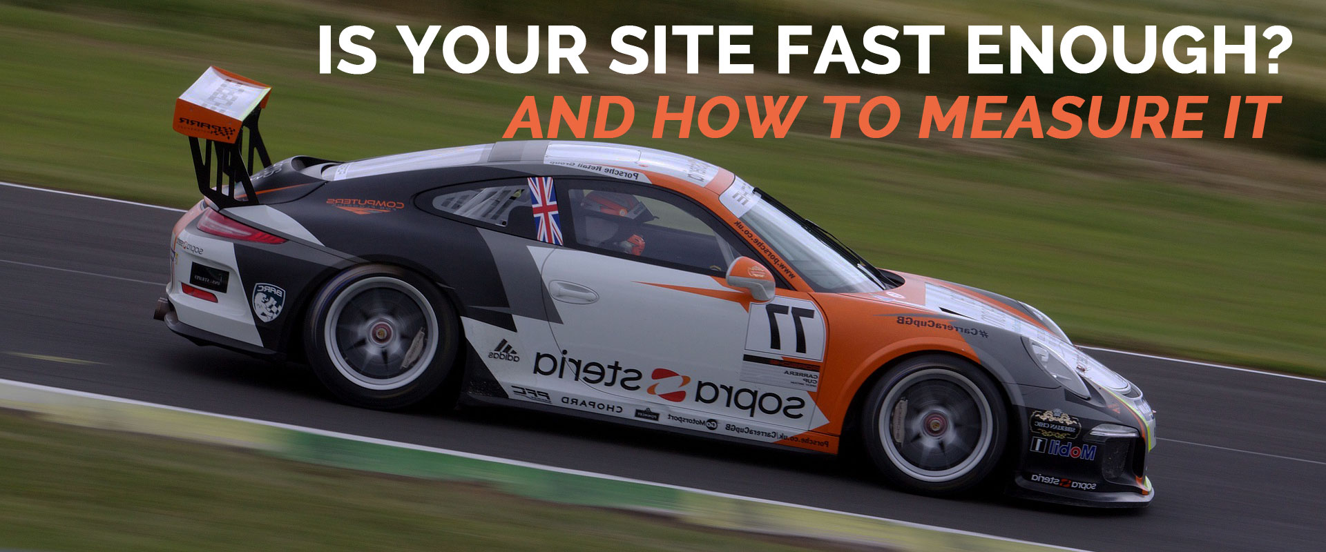 Is Your Website Fast Enough?